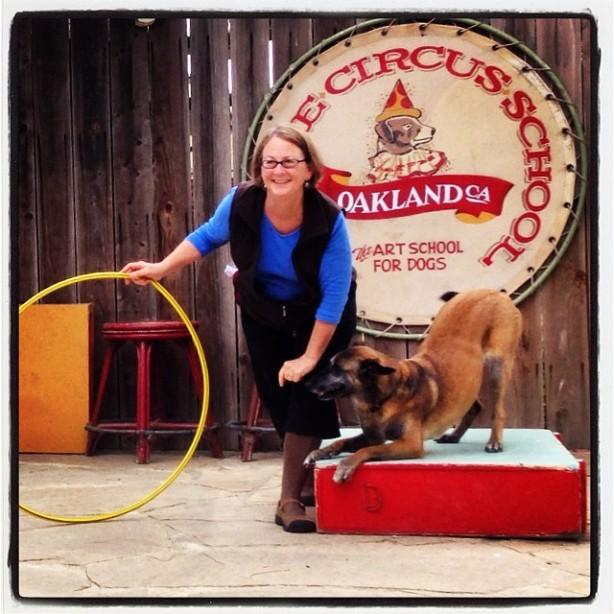 liz and kaya circus 2